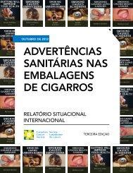 Relatório Status International - Campaign for Tobacco-Free Kids