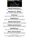 Digital Experience - Pepcom - Page 4