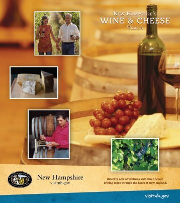 wine & cheese - New Hampshire Department of Agriculture, Markets ...