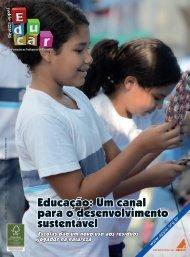Educação: Um canal para o desenvolvimento sustentável - Appai