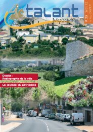 Talant Magazine n°23 ( PDF - 2,38 Mo - Ville de Talant