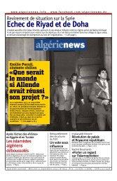 40è ANNIVERSAIRE DU COUP D'ÉTAT CONTRE LE PRÉSIDENT ...