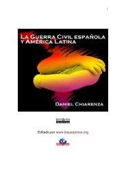 La Guerra Civil Española y América Latina - Rebelión