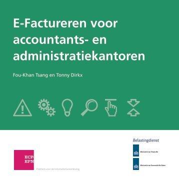 E-Factureren voor accountants- en ... - E-factureren.info