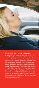 How To Avoid Drowsy Driving - AAA Exchange - Page 2