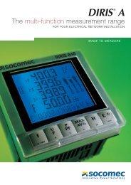 The multi-function measurement range - Tehnounion