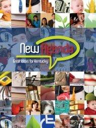 New Agenda - Kentucky Chamber of Commerce