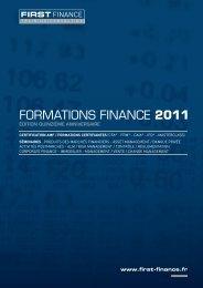 Catalogue 2011 complet des séminaires de « FIRST ... - OVH.net