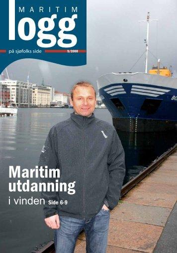 Maritim utdanning - TVU-INFO