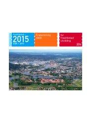 Årsberetning 2008 - Fredrikstad 2015