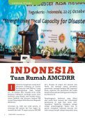 INDONESIA Tuan Rumah AMCDRR - BNPB - Page 4