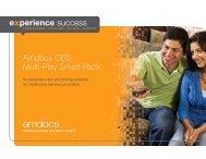 Amdocs CES Multi-Play Smart Pack Brochure