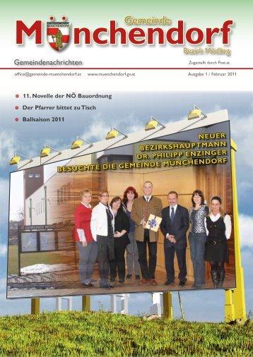 M nchendorf - Gemeinde