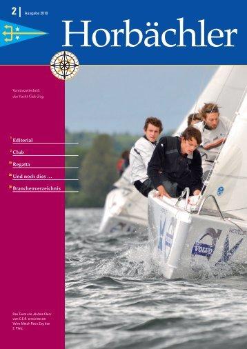 H - Yacht Club Zug