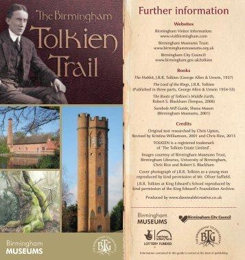 Birmingham Tolkien Trail FOR WEB