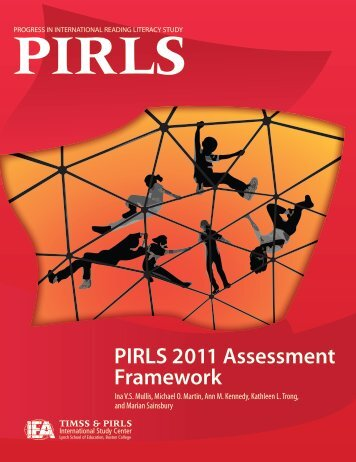 PIRLS 2011 Assessment Framework - Proj AVI