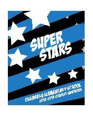 CES Handbook 2012-2013 doc (1) - Childress Elementary School