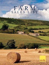 Farms sales list - Savills