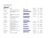 Register of Aquatic Professionals - sportcentric