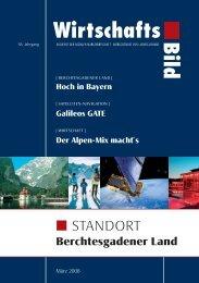 Standort Berchtesgadener Land - WFG-BGL