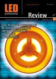 Color Rendition Metric for LEDs DC-Grid ... - fonarevka