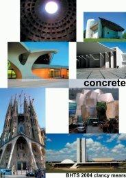 Concrete - Architecture Insights
