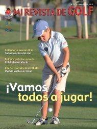 Mi revista de Golf 2013 (pdf) - Real Federación Española de Golf