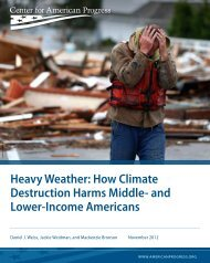 Heavy Weather: How Climate Destruction Harms Middle - Center for ...