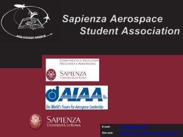 Presentare - Università di Roma Sapienza
