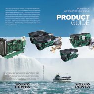 Product Guide Commercial - Volvo Penta