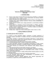Nolikums - Kocēnu novada dome :: Jaunumi