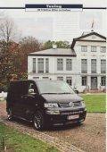 Vomberg veredelt seit Jahren den VW T5 Multivan - Vomberg GmbH - Seite 2
