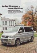Vomberg veredelt seit Jahren den VW T5 Multivan - Vomberg GmbH - Seite 3