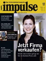 Impulse - März 2005 - Klein & Coll.