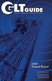 2009 Annual Report - WGLT