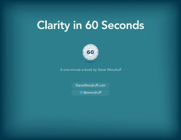 Clarity-in-60-Seconds