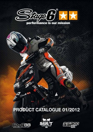 PRODUCT CATALOGUE 01/2012