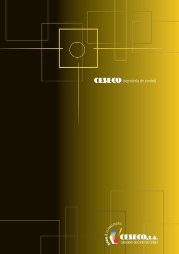 Folleto informativo - CESECO