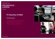 IT-Security in KMU