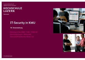 IT-Security in KMU