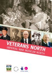 Read some of our veterans' stories - Imperial War Museum