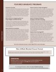 Undergraduate Graduate - Northeastern University College of ... - Page 6