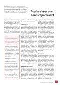 LIGHEDSTEGN - Center for Ligebehandling af Handicappede - Page 5