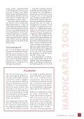 LIGHEDSTEGN - Center for Ligebehandling af Handicappede - Page 7