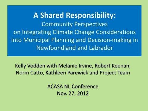 Dr. Kelly Vodden Community Perspective.pdf - Atlantic Climate ...