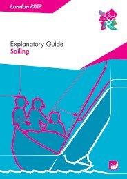 London 2012 Explanatory Guide Sailing