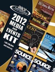 Exhibitor & Sponsorship Prospectus - AACE International