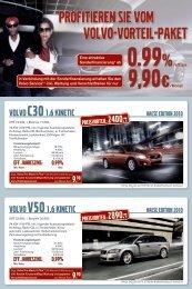 Profitieren Sie vom volvo-vorteil-Paket - Autohaus Haese GmbH