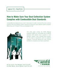 How to Make Sure Your Dust Collection System Complies with ...