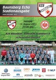KSV Baunatal 10-8-13.qxd